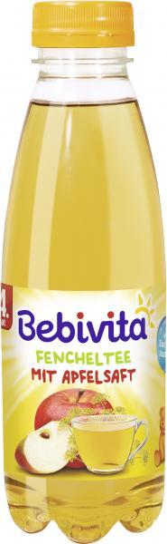 Bebivita Tee & Saft Fencheltee mit Apfelsaft