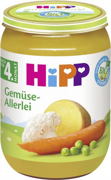 Hipp Bio Gemüse-Allerlei