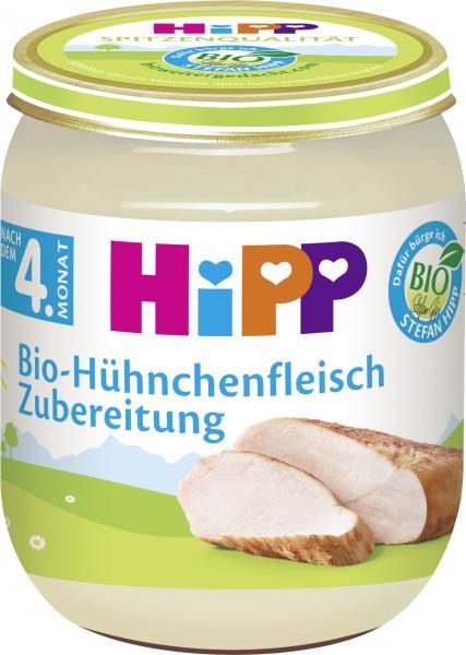 Hipp Bio Hühnchenfleisch