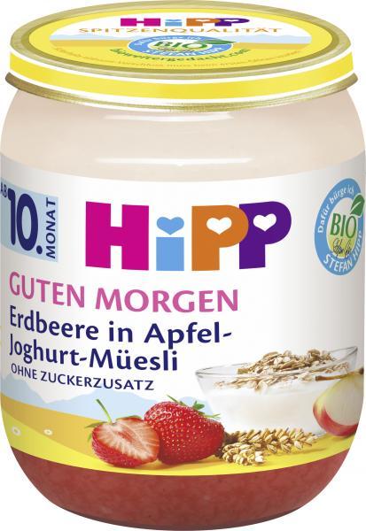 Hipp Guten Morgen Erdbeere-Joghurt-Müesli