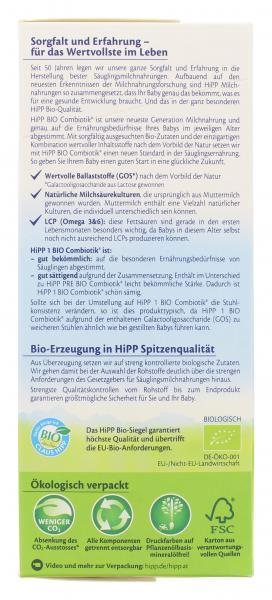 Hipp Bio Combiotik 1