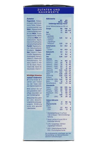 Aptamil Kindermilch 2+