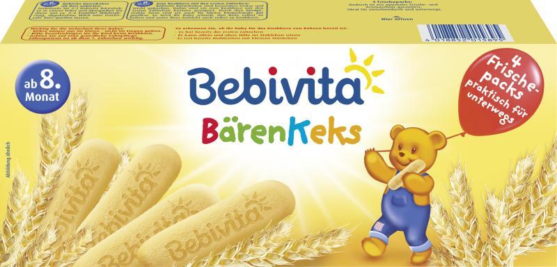 Bebivita Bärenkeks