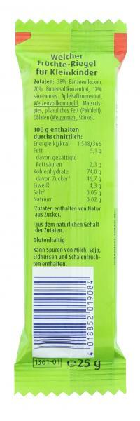 Bebivita Früchte Riegel Apfel-Birne