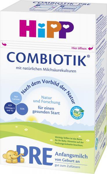 Hipp Bio Combiotik Pre Anfangsmilch