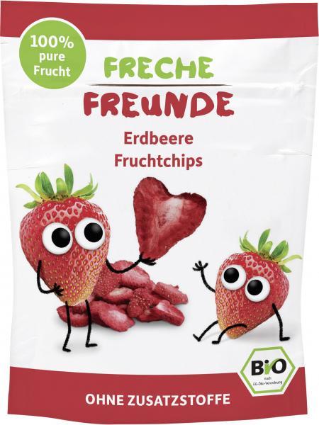 Freche Freunde Obst Chips 100% Erdbeere