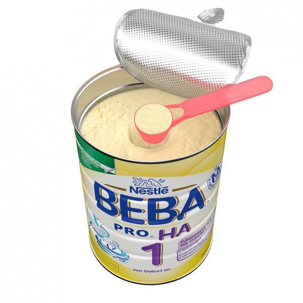 Nestlé Beba Pro HA 1 von Geburt an