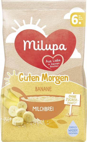 Milupa Guten Morgen Milchbrei Banane