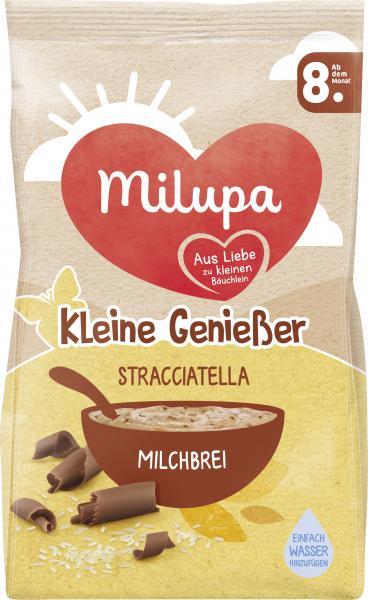 Milupa Kleine Genießer Milchbrei Stracciatella