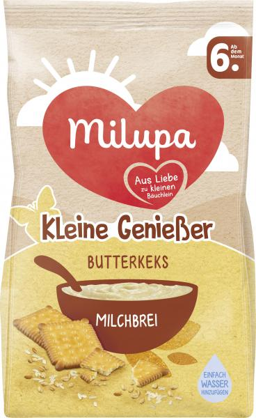 Milupa Kleine Genießer Milchbrei Butterkeks