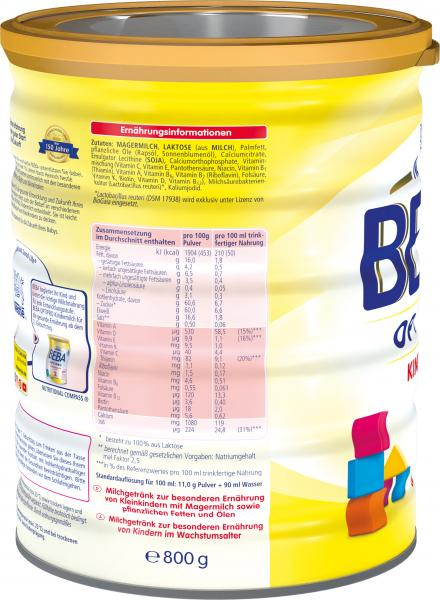 Nestlé Beba Optipro Kindermilch ab dem 12. Monat