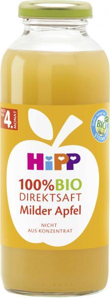 Hipp 100% Bio Direktsaft Milder Apfel