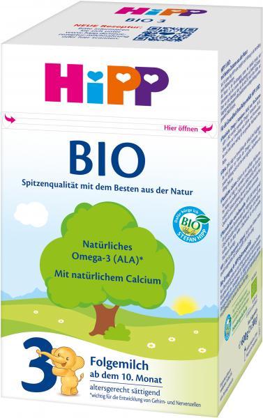 Hipp Bio 3 Folgemilch