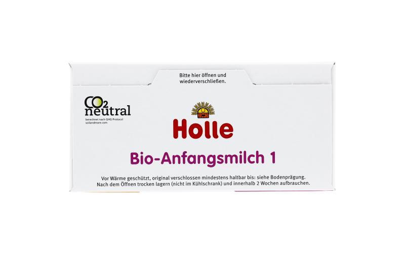 Holle Demeter Bio Anfangsmilch 1 von Geburt an