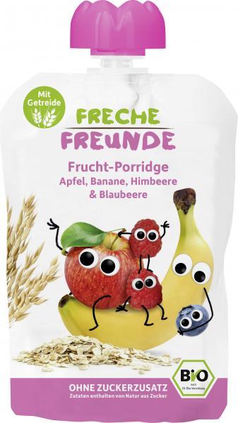 Freche Freunde Quetschie Frucht-Porridge Apfel