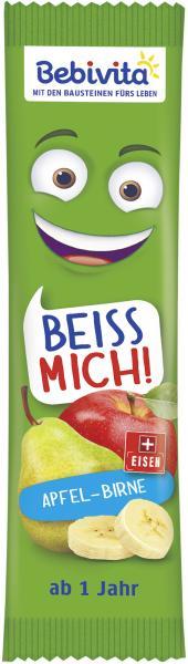 Bebivita Beiss Mich! Riegel Apfel-Birne