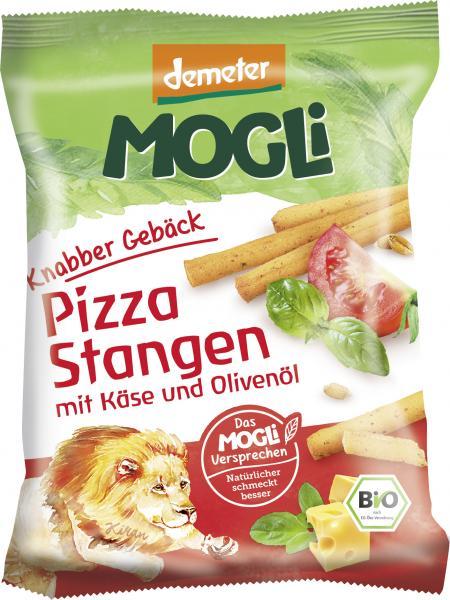 Mogli Demeter Knabbergebäck Pizza Stangen