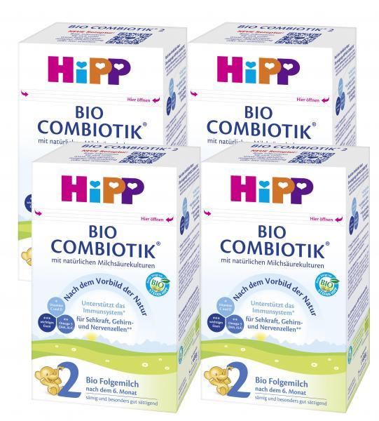Hipp Bio Combiotik Folgemilch 2
