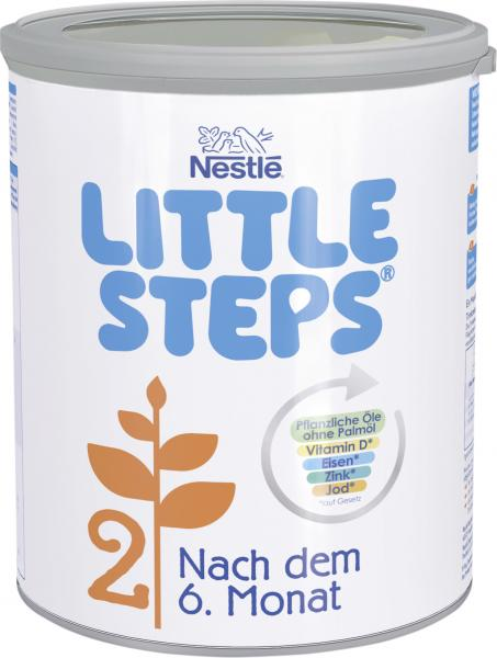 Nestlé Little Steps Folgemilch 2