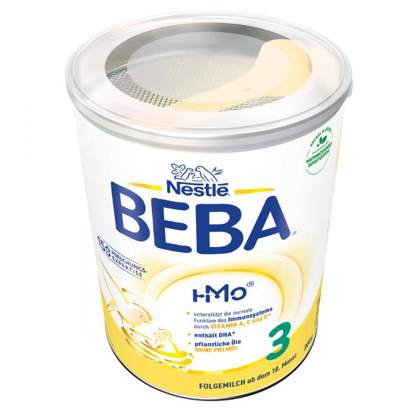Nestlé Beba Säuglingsmilch 3 ab dem 10. Monat