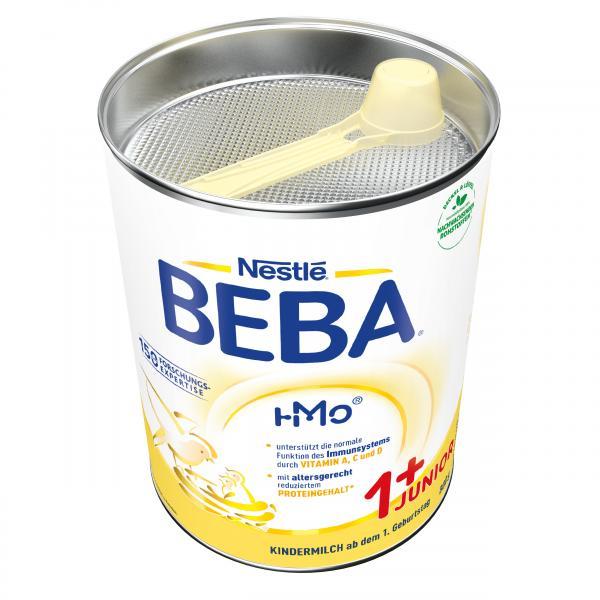 Nestlé Beba Kindermilch Junior 1+