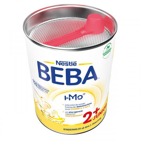 Nestlé Beba Kindermilch Junior 2+