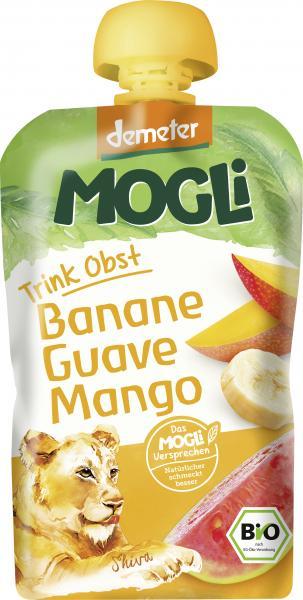 Mogli Demeter Trinkobst Banane Guave Mango