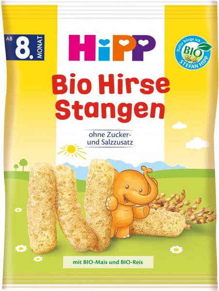 Hipp Hirse Stangen