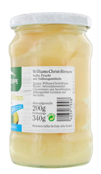 Schneekoppe Williams-Christ-Birnen