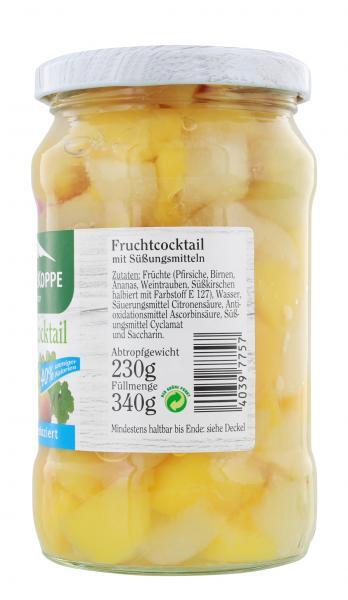 Schneekoppe Fruchtcocktail