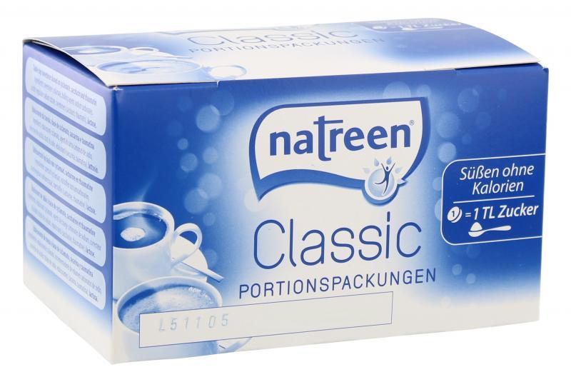 Natreen Classic Portionspackungen