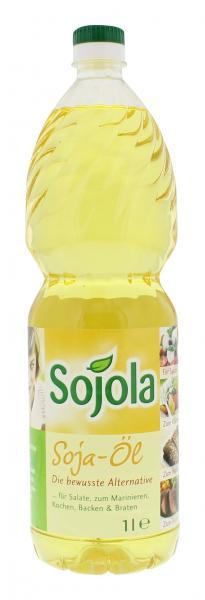 Sojola reines Sojaöl