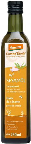 Campo Verde Demeter Sesamöl