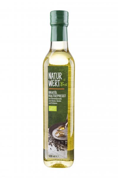 NaturWert Bio Bratöl kaltgepresst