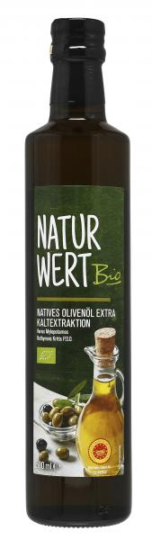 NaturWert Bio Natives Olivenöl extra