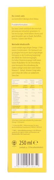 Basic Leinöl nativ