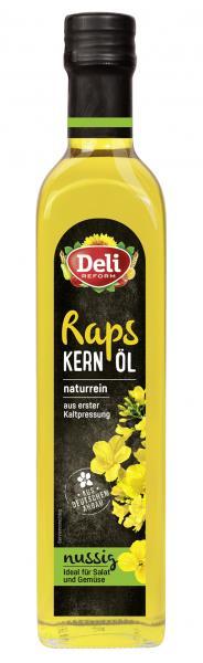 Deli Reform Rapskernöl nussig