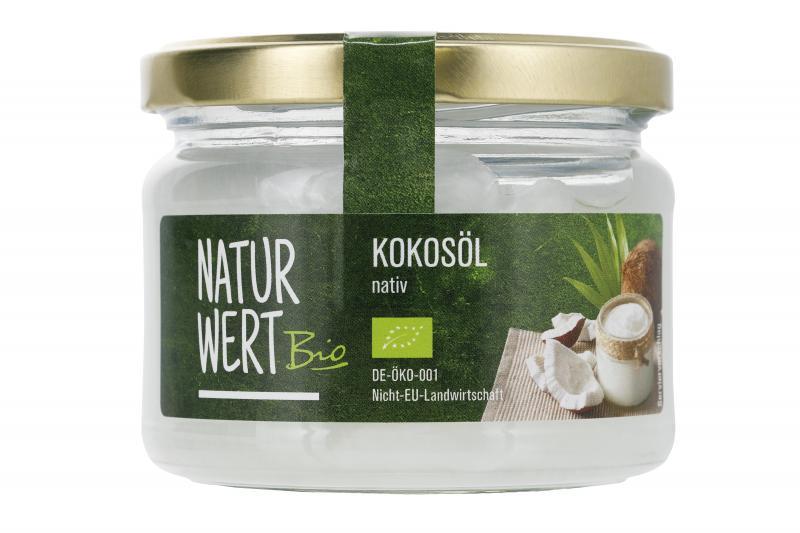 NaturWert Bio Kokosöl nativ