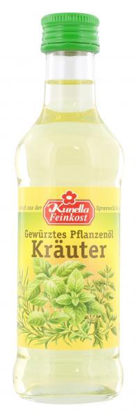 Kunella Gewürztes Pflanzenöl Kräuter