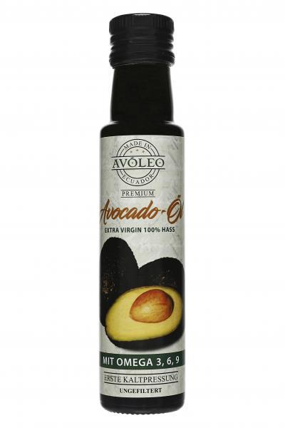 Avóleo Avocado-Öl Extra Virgin