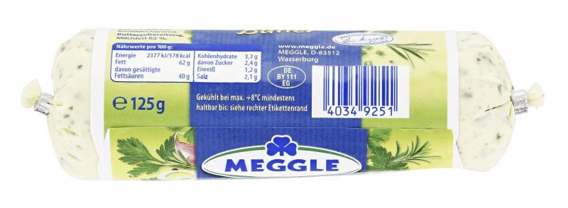 Meggle Kräuter-Butter Original