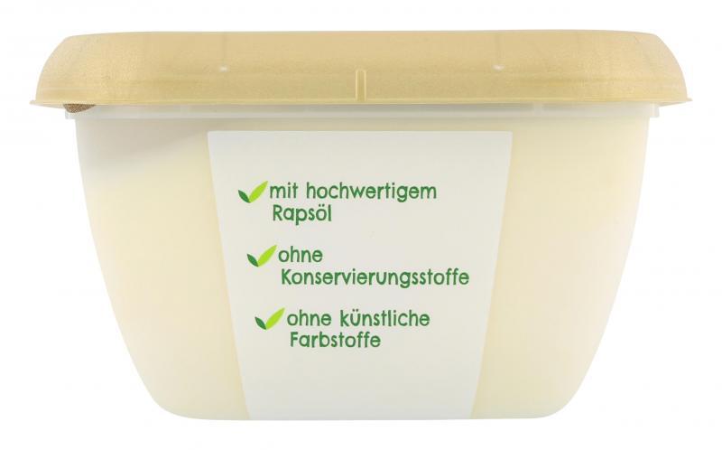 Rama mit Butter