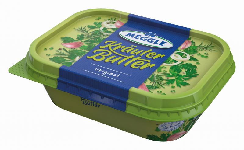 Meggle Kräuter-Butter