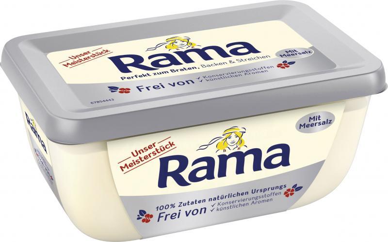 Rama Meisterstück gesalzen