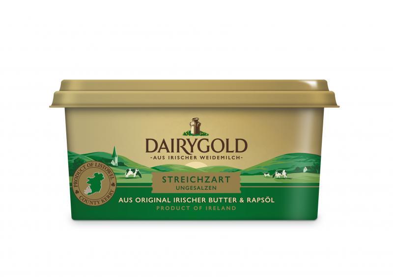 Dairygold Streichzart Irische Butter & Rapsöl ungesalzen