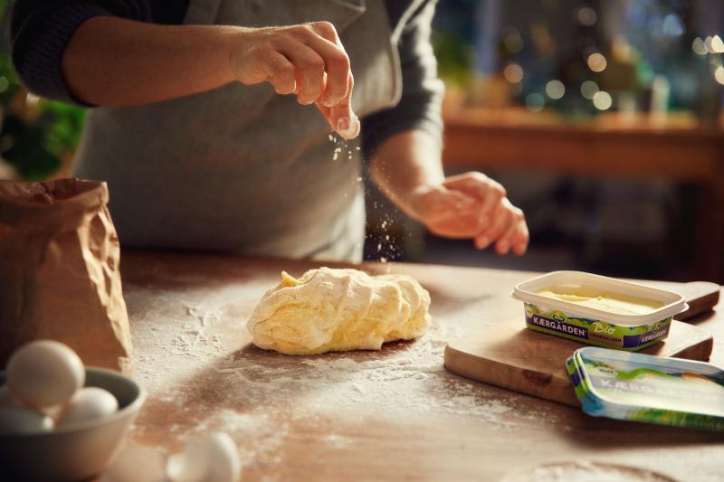 Kaergarden Bio ungesalzen, aus Butter und Rapsöl