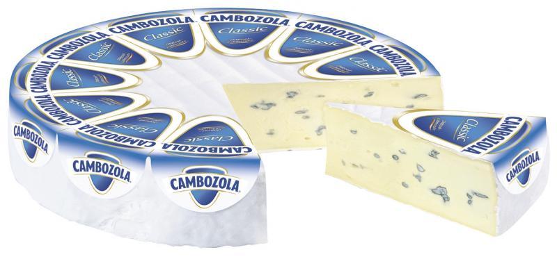 Cambozola Weichkäse 70% Fett i. Tr.
