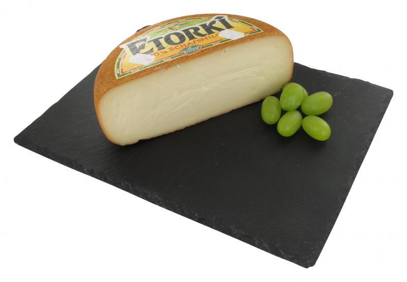 Etorki Schafskäse 54% Fett i. Tr.