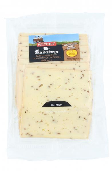 Rücker Alt Mecklenburger Tilsiter Traditionell-Kümmel