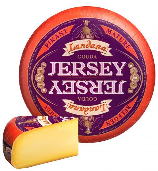 Landana Jersey Pikant 50% Fett. i. Tr.